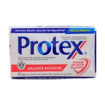 Kit Sab Protex Antibacteriano Balance Saudável 12 Und 85g -