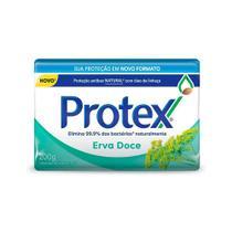 Kit Sab Protex Antibacteriano Erva Doce 12 Und 200g -