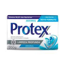 Kit Sab Protex Antibacteriano Limpeza Profunda 12 Und 200g -