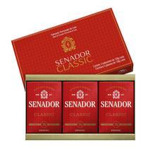 Kit Sabonete em Barra Senador Classic -