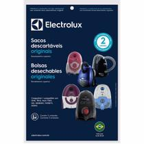 Kit Saco Descartavel Aspirador Electrolux Go, Trio, Max Trio, One, Ingenio, Sonic -