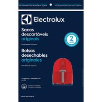 Kit Saco Descartavel Aspirador Electrolux Nano Original -