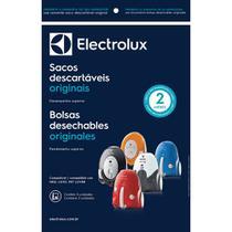 Kit Sacos Descartáveis Electrolux NEO09, NEO10, NEO11, NEO12, NEO16, LISTRO E PET LOVER (SBENE) -