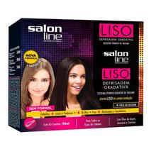 Kit Salon Line Defrisagem Gradativa 198ml