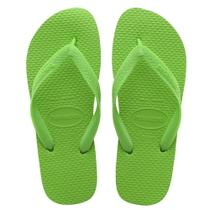 Kit Sandália Havaianas 6 pares Color Verde Neon 33/34 -