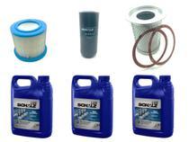 Kit Schulz Manutenção Preventiva Completa Compressor - Srp 3020 / Srp 3025 / Srp 3030 -