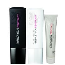 Kit Sebastian Penetraitt - Shampoo 250ml + Condicionador 250ml + Máscara 150ml - Wella