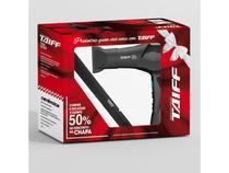 kit secador new smart 1700w 110v + chapinha ceramica 180 graus bivolt TAIFF -