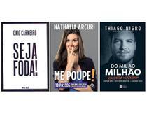 Kit Seja Foda E Me Poupe E Do Mil Ao Milhão (3 Livros) - Buzz