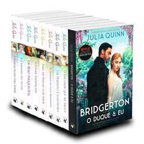 Kit Série Completa Os Bridgertons - 9 Livros - Arqueiro