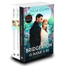Kit Série Os Bidgertons - Livros I, II & III - Arqueiro