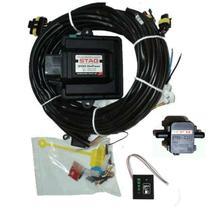 Kit Set Eletrônicos 5ª Geração STAG 200 GosFast 4 TURY GAS -