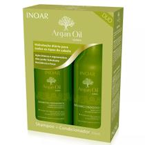 Kit Sh + Cond Inoar Duo Argan 250Ml -