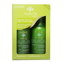 Kit Shampoo + Condicionador Argan Oil System 250ml - Inoar