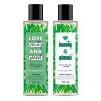 Kit Shampoo + Condicionador Beauty & Planet Energizing Detox - Love Beauty Planet