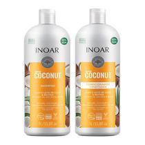 Kit Shampoo + Condicionador - Inoar Bombar Coconut -
