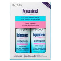 Kit Shampoo + Condicionador Inoar Duo Rejupantenol 250 ml -