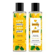 Kit Shampoo + Condicionador Love Beauty & Planet Óleo de Coco & Ylang Ylang - Love Beauty Planet