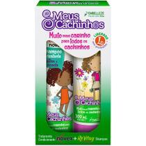 Kit Shampoo + Condicionador Novex Kids Meus Cachinhos 300ml -