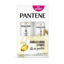 Kit Shampoo + Condicionador Pantene Liso Extremo 350ml+175ml -