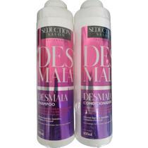 Kit Shampoo+Condicionador Seduction Salon Desmaia Cabelo 800 ml -