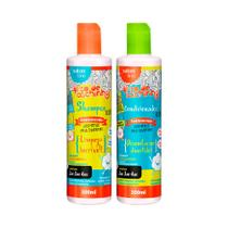 Kit Shampoo e Condicionador Legal é Hidratar Kids TodeCachinho - Salon Line