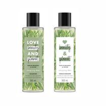 Kit Shampoo e Condicionador Love Beauty and Planet Energizing Detox -