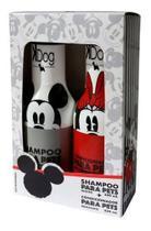 Kit Shampoo E Condicionador Para Cães Disney Kdog 250ml -