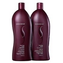 Kit Shampoo E Condicionador Senscience True Hue Violet 2x1l -