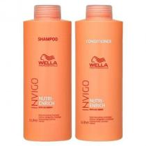 Kit Shampoo E Condicionador Wella Nutri Enrich Invigo -