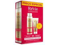 Kit Shampoo e Máscara Revie Regeneração Profunda -