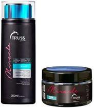 Kit Shampoo + Máscara Miracle Truss -