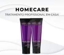 KIT Shampoo + Máscara Smooth Argan (Home Care) - London Cosméticos