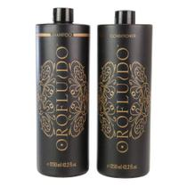 Kit Shampoo Orofluido 1000Ml + Condicionador 1000Ml - Revlon
