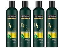 Kit Shampoo TRESemmé Detox Capilar - Cabelos Purificados e Nutridos 400ml 4 Unidades