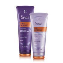 Kit Siàge Liso Intenso Shampoo + Condicionador - Eudora