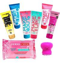 Kit Skin Care Limpeza De Pele Completo Skincare Enviando normalmente - Dermachem
