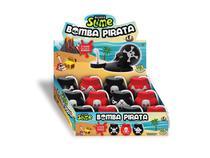 Kit Slime Bomba Pirata com 12 Unidades - Dtc -