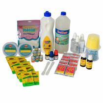 Kit Slime Premium - Fluffy Point