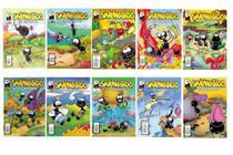 Kit Smilinguido e sua turma: Em quadrinhos - 30 volumes - Luz E Vida