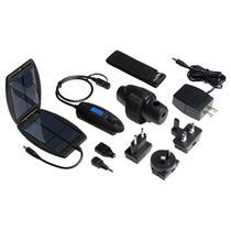 Kit Solar Power Pack - 110V/220V - Garmin