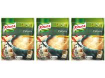 Kit Sopa Instantânea Creme de Cebola Knorr - 60g 3 Unidades