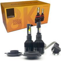 Kit Super Led Techone 8000k 12v Encaixe H4 3000 Lúmens - Tech One