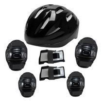 Kit Super Proteção M Preto - Bel Sports - Belfix