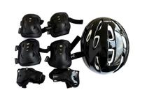 Kit Super Proteção Radical com Capacete Preto - Belfix