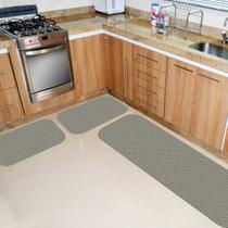 Kit Tapete de Cozinha Classico - Love Decor
