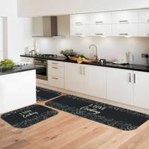 Kit Tapete de Cozinha I Love Cooking - Love Decor