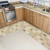 Kit Tapete de Cozinha Kitchen - Love Decor