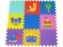 Kit Tapete EVA Infantil Desenho Divertido  - Mingone 111
