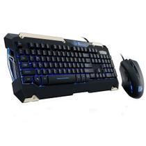 Kit Teclado Mouse Thermaltake Commander -